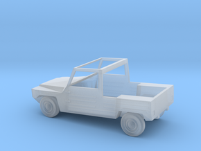 1/72 Citroen NAMCO Pony in Smoothest Fine Detail Plastic