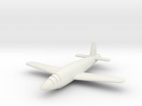 (1:285) Fieseler Fi 166 Hohenjager I in White Natural Versatile Plastic