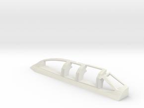 AD5-144scale-tarmac-2-canopy-right in White Natural Versatile Plastic