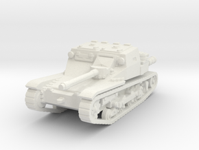 cv 33 (20mm gun) scale 1/87 in White Natural Versatile Plastic