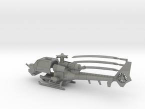 035B Modified Gazelle 1/144 in Gray Professional Plastic
