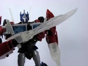 TFP (FE) Optimus Prime upgrade set (rotating blade in Smooth Fine Detail Plastic