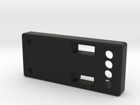 CANable0.2_CaseU in Black Natural Versatile Plastic