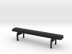 Bridge Pick Holder for Gibson Tune-O-Matic Bridge in Black Premium Versatile Plastic