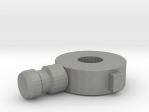 Replacement Knee Joint for Rockin' Action Megaman in Gray PA12