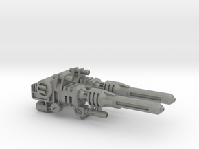 Hypersonic Concussion Blasters for TR Sixshot in Gray Professional Plastic