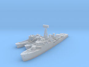 Cod War Set 5 (may add to this later) in Smooth Fine Detail Plastic: 1:1250