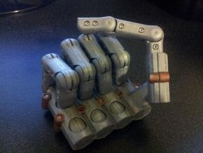 Anthromod Mk1.1 Right Hand in White Strong & Flexible