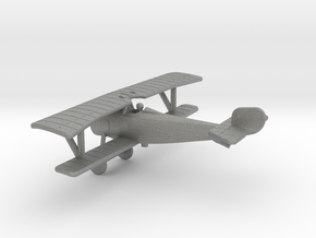 Nieuport 17bis (Vickers) in Gray Professional Plastic: 1:144