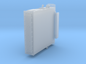 1/160 E-One EMAX Pump Section in Smooth Fine Detail Plastic