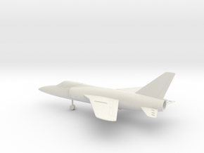Grumman F-11F-1 Tiger in White Natural Versatile Plastic: 1:72