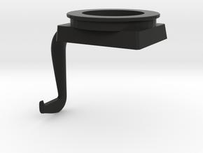 Eyecup adapter for X-E1 / X-E2 / X-E2s V3 in Black Natural Versatile Plastic