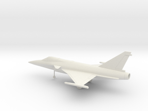 Soko Novi Avion in White Natural Versatile Plastic: 1:64 - S