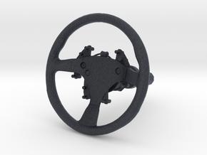 Steering Wheel P-RSR-Type - 1/10 in Black PA12