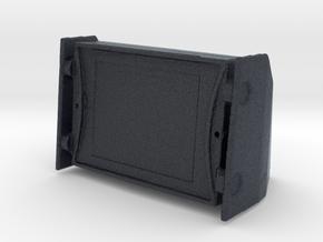 Racing Display Type 4 - 1/10 in Black Professional Plastic