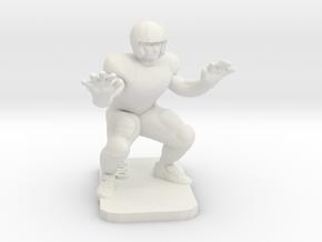 Guard 3.2 in White Natural Versatile Plastic