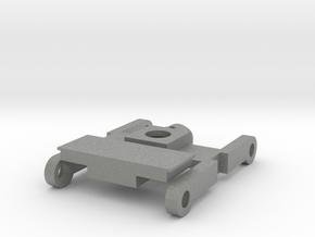 H0 Drehgestell 25,3mm in Gray Professional Plastic