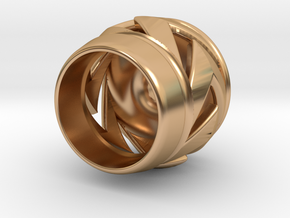 tzb baryon in Polished Bronze