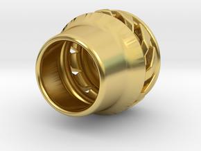 tzb graviton in Polished Brass
