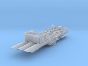 Best Detail 1/35 DKM Torpedo Launcher in Smooth Fine Detail Plastic