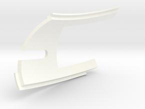 DeAgo Falcon Corridor - Starboard Backing Plug in White Processed Versatile Plastic