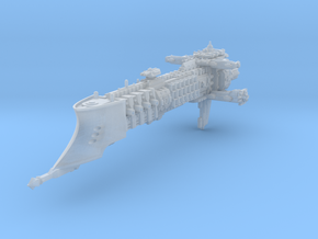 Exemplar Cruiser in Smooth Fine Detail Plastic