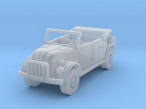 steyr 1500 kommandeurwagen 1/160 in Smooth Fine Detail Plastic