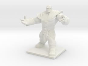 Printle V Homme 613 - 1/24 in White Natural Versatile Plastic