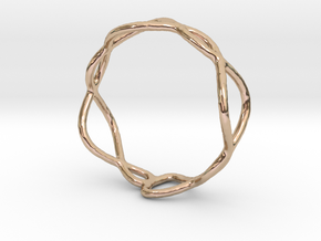 Ring 01 in 14k Rose Gold