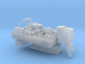 1/24 BTTF parts 1 in Smooth Fine Detail Plastic