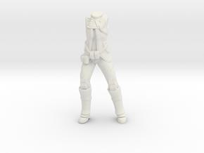 Highborn Ranger - Body in White Natural Versatile Plastic