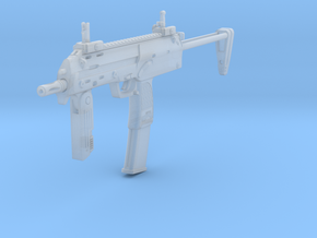 1/16th MP7 in Smooth Fine Detail Plastic