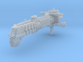 Purifier Cruiser in Smooth Fine Detail Plastic