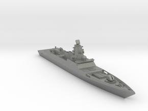 Pr.22350 Admiral Gorshkov in Gray PA12: 1:700