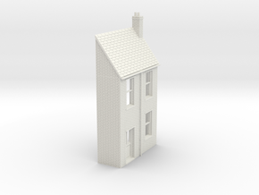 z-76-lr-t-house-back-ld-brick-comp in White Natural Versatile Plastic