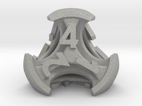 Chord Die4 in Aluminum