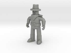 "Ranger Guy 1.5"" Figurine (Best of All the Guys!) in Gray PA12"