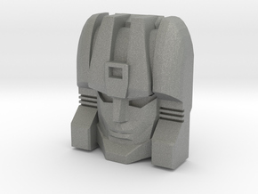 Rodney Faceplate (Titans Return) in Gray Professional Plastic