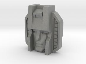 Thundercracker Face, Sunbow (Titans Return) in Gray PA12
