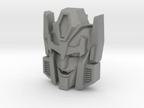 Headmonster Draculon Face (Titans Return) in Gray PA12