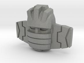 Wheeljack/Slicer Sunbow (Titans Return) in Gray PA12