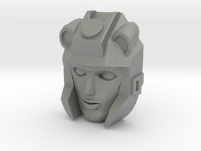 Moonracer Face (Titans Return) in Gray PA12
