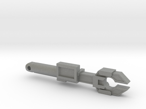Nautica's Wrench (5mm) in Gray Professional Plastic