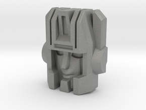 Skullgrin/Leige Maximo Face  in Gray Professional Plastic