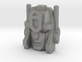Metalhawk/Vector Prime Face in Gray PA12