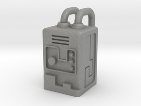 Gobot Portable Stealth Device in Gray PA12: Small