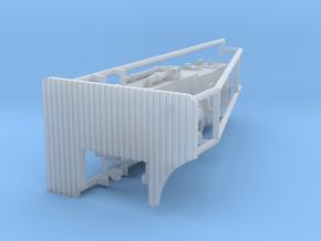 Torpedozielsäule 1 zu 20 in Smooth Fine Detail Plastic