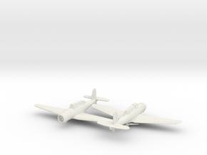 Blackburn Skua in White Natural Versatile Plastic: 1:200