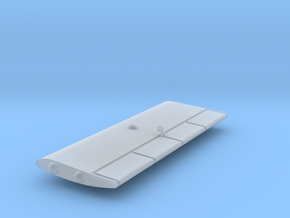OV-10-144scale-5-HorizontalStablizer in Smooth Fine Detail Plastic