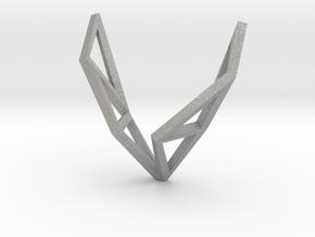 sWINGS Structura, Pendant in Aluminum